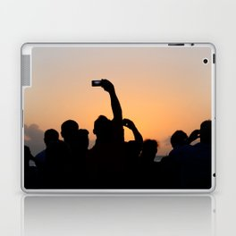 Key West Mallory Square Laptop & iPad Skin