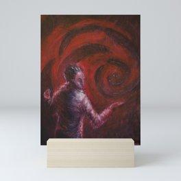 Dead end Singularity Mini Art Print