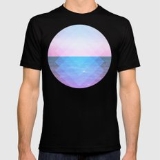 Sea Diamonds Mens Fitted Tee 2X-LARGE Black