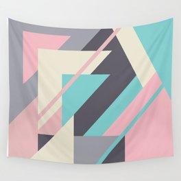 Delicious retro geometric Wall Tapestry
