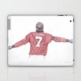 Eric Cantona Laptop & iPad Skin