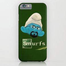smurfing bad Slim Case iPhone 6s