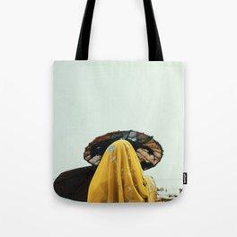 Wedding Sari, Varanasi 2014 Tote Bag