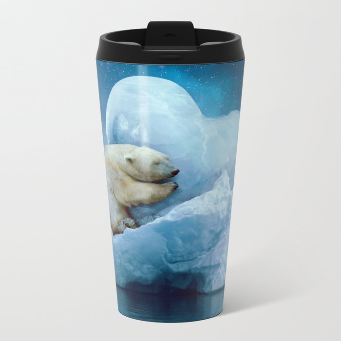 desiderium II Metal Travel Mug