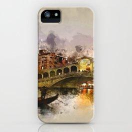 Venezia, Canal Grande iPhone Case
