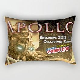 Apollo - Cover Art Rectangular Pillow