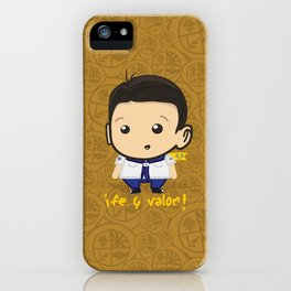 Aventurero iPhone Case