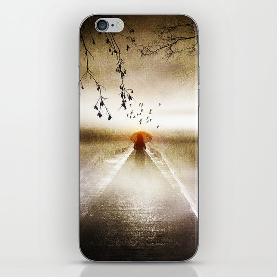 The bridge iPhone & iPod Skin