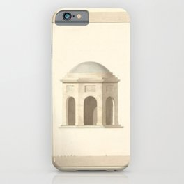 Classical Architecture iPhone Case