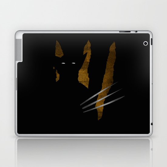 SuperHeroes Shadows : Wolverine Laptop & iPad Skin