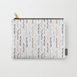 Party DNA on White Carry-All Pouch