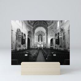 Saint Peter's church Mini Art Print