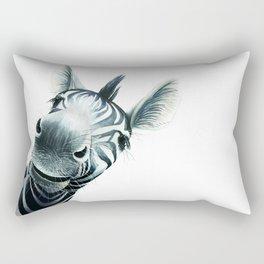 Cute Zebra Rectangular Pillow