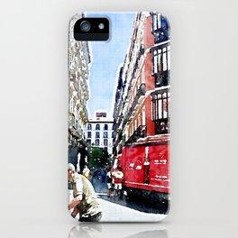 Madrid, Spain iPhone Case