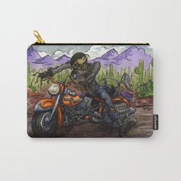 Like a Rolling Stone Carry-All Pouch