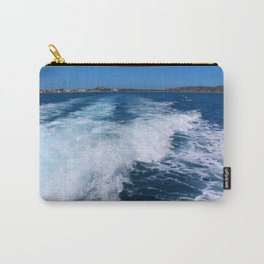 Grecian Splash Carry-All Pouch