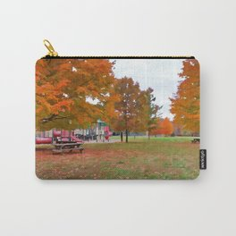 Autumn Playground Carry-All Pouch