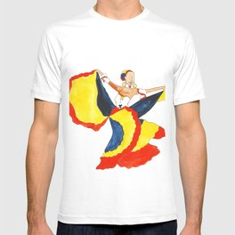 Colombia: Cumbia (Latinx Heritage Month Series) T-shirt