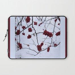 Winter Berries Laptop Sleeve