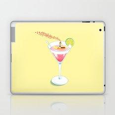 Yellow Submarin in Cocktail Laptop & iPad Skin