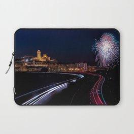Lleida en fiestas Laptop Sleeve
