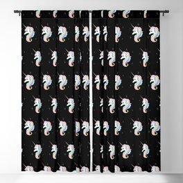 Fabulous unicorn Blackout Curtain