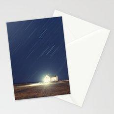 Rain Down Stationery Cards