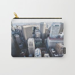 Financial District - San Francisco, CA Carry-All Pouch