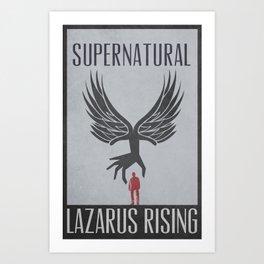 Supernatural: Lazarus Rising Art Print
