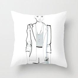 Naiomi Throw Pillow