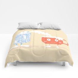 Milky Couple Comforters