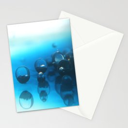 Another world. Oil and Water photgraphy. Stationery Cards