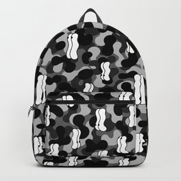 Eyes and bubbles Backpack