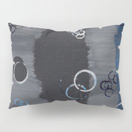 Supersonic Circle Pillow Sham
