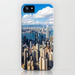 HONG KONG 01 iPhone Case