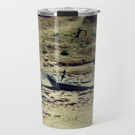 Broken umbrella Travel Mug