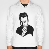 sam smith Hoodies featuring Sam Smith by Giorgia Ruggeri