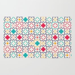 Cute Eastern Pattern Rug