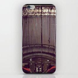 Inner Workings Of The Smith-Corona iPhone Skin
