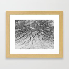 Quarry Framed Art Print