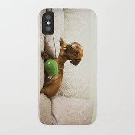 Toffee iPhone Case