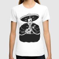 fat T-shirts featuring The Fat Mariachi by David Penela