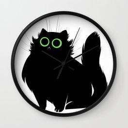 Poff Wall Clock