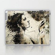 7 of Pentacles Laptop & iPad Skin
