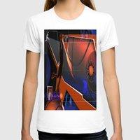 basketball T-shirts featuring Basketball by Tami Cudahy