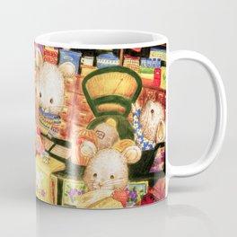 Taiwan Komori Mice Coffee Mug