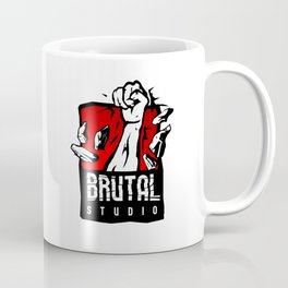 Brutal Studio Logo Coffee Mug