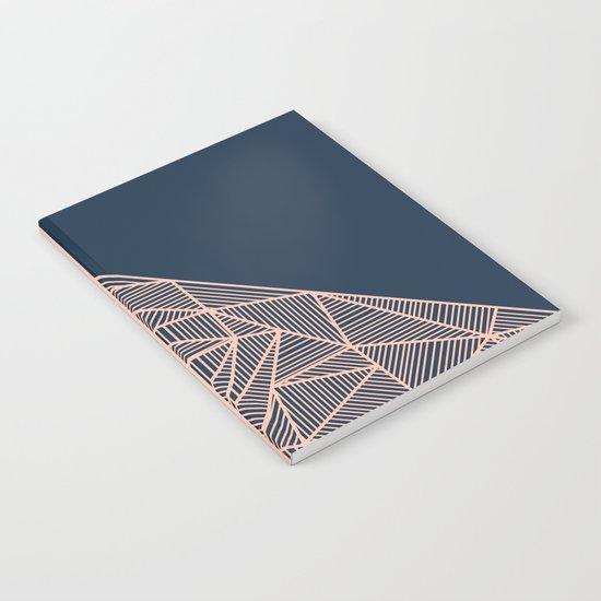 B Rays Geo 1 Notebook