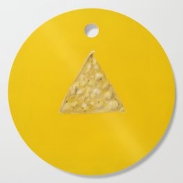 Tortilla Chip Cutting Board