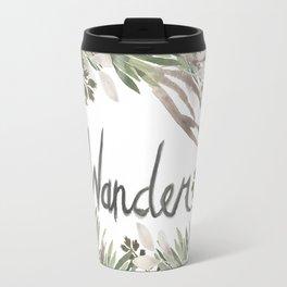 Wander Jungle  Travel Mug